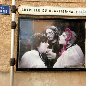 Sète : «Haut les Masques Bas les Cœurs» : exposition de Sandra DI Chiappari SDC