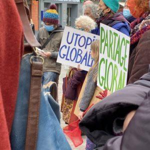 Contre la loi sécurité globale, 6ème mobilisation modeste mais déterminée