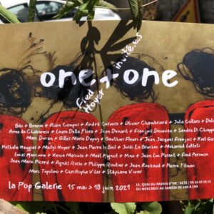 One Plus One, l'expo!