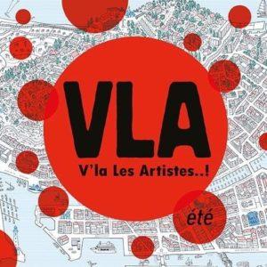 VLA Les Artistes 19 et 20 juin à Sète