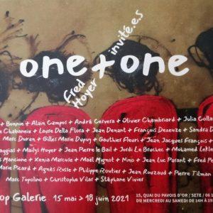 One+One : Nathalie Haggiag +Fred Hoyer