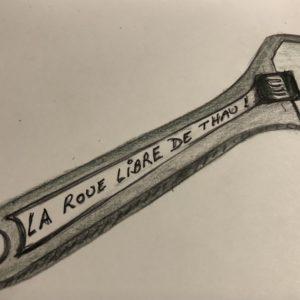 """""""La Roue Libre de Thau"""" ressort la boîte à outils."""