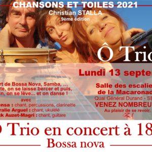 Ô Trio en concert