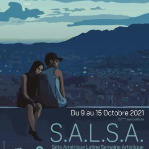 L'association SALSA, Sète Amérique-Latine Semaine Artistique, organise  les 15èmes rencontres de cinéma latino-américain